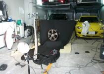 [XaCARブログ]駐車場がスタジオになった!