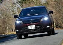 ハリアーが国内専売SUVとなって扱いやすさがアップ!
