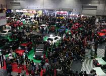 関西最大級の自動車イベント『大阪オートメッセ2015』は2015年2月13〜15日開催