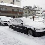 【画像】軽油が凍る!都会のディーゼル車は要注意