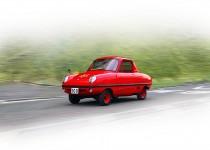 50年周年記念に再生した日産の「子供用」ミッドシップカー