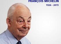 ミシュランタイヤを世界一に育てたフランソワ・ミシュラン氏が逝去