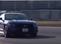フォード「マスタング」筑波全開アタック!WEB CARTOP夏休み動画特集