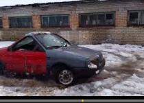 [動画]前後に搭載したツインエンジンのおバカな使用方法