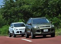 新型フォード・クーガが一部改良で燃費が最高34%も向上!