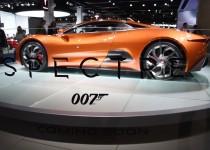 [フランクフルトショー]映画『007』に登場するあのクルマ