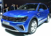 [フランクフルトショー]VW新型ティグアンはプラグインHVコンセプトも初披露!