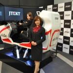 [第44回東モ情報21]東京モーターショー JTEKTブースで先端技術を体感しよう!