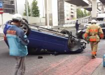 クルマが道路にゴロンで、なんで消防と救急が一緒に来るワケ!?