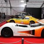 トヨタの歴代レーシングカーがTOYOTA GAZOO Racingに現れた