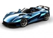 ビーストXは700馬力で車重わずか840kgの超絶スーパーカー!