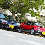 3台の軽スポーツカー「ABCトリオ」 とは !?