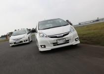[XaCARブログ] ?無限?ハイブリッドカーのサーキット全開テスト