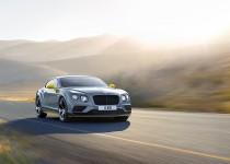 最高速331km/h! 最強のベントレー「新型GT SPEED」発表