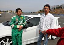 [XaCARブログ] 「カスタムCR-Zは、とっても面白い走りだよ!」
