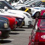名車55台がタイムアタック! 24年を迎えた大人の運動会「アバルトカップ」