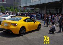 "[XaCARブログ] 世界に一台!! ""黄色""のXaCAR86号はどうでしょうか?"