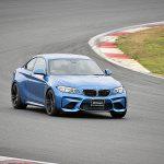 【日本初走行】BMW M2がスーパーGT第2戦が開催中の富士スピードウェイで全開!!