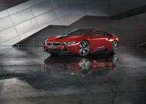 """ド迫力! BMW i8の存在感を更に増した20台限定の「Celebration Edition""""Protonic Red""""」発売"""