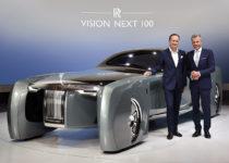 ロールス・ロイス初のコンセプトカーはまるで執事付きの全自動運転車!