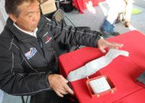 【パイクスピーク2012】増岡さんがレースのために手作りしたもの