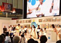 トヨタが世界の子供が考えた「夢のクルマ」の入賞作品を表彰!