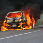 【疑問】車両火災が起こる原因とは?