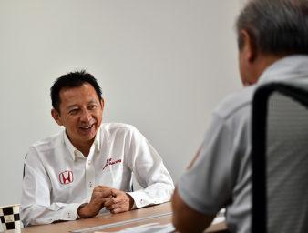 【インタビュー】ホンダF1の現在を長谷川F1プロジェクト総責任者に直撃!