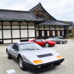 【名車集結】世界のスーパーカーが京都「元離宮二条城」に展示中
