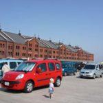 【画像】[編集スタッフブログ] 赤レンガ倉庫にカングーが集結。