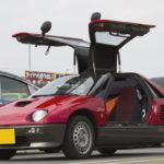 【画像】【意外と知らない】スーパーカーが採用する跳ね上げドアのメリットとは?
