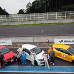 【賞品はルノー車1台!】自動車メディア8媒体対抗サーキットタイムアタック大会part1