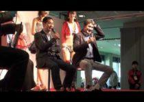 [XaCARブログ] 鈴木亜久里&土屋圭市の面白トークショー
