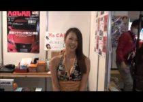 [XaCARブログ] 大阪オートメッセ 要さえこちゃんの活躍