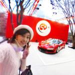 【美人自動車評論家】吉田由美の「日本限定の特別な3億円フェラーリ J50にうっとり」