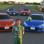 【CARトップTV第6回】ドリキン土屋圭市の「兄弟車」FRスポーツ対決!