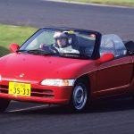 【ニッポンの名車】4輪ストラット&ディスクブレーキ! ホンダ・ビートは軽の常識を打ち破ったクルマ