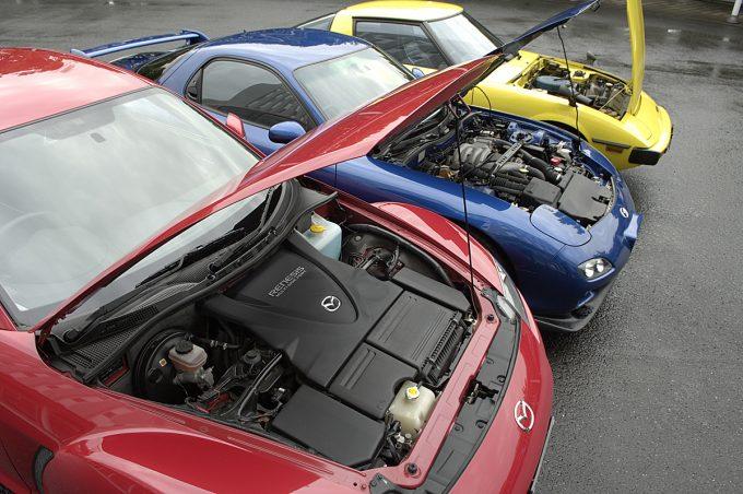 エンジン ロータリー ロータリーエンジン復活は秒読み!? 美しいロータリーエンジン車3選(くるまのニュース)