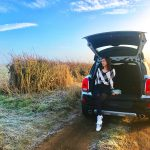 【画像】【美人自動車評論家】吉田由美の新型「MINIクロスオーバー」試乗会ウラ話②