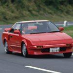 【ニッポンの名車】日本初のミッドシップ量産車! 初代トヨタMR2