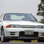 【画像】【ニッポンの名車】レースで勝つべく生まれた日産スカイラインGT-R(R32型)