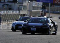 【CARトップTV第7回】ホンダNSX vs 日産GT-Rニスモ! 土屋圭市×中谷明彦が本気バトル