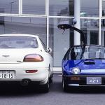 【画像】【ニッポンの名車】カミソリハンドリングの軽スポーツ! マツダAZ-1