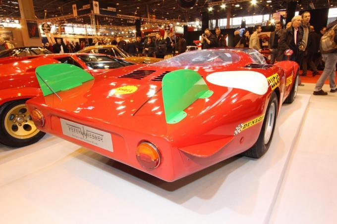 アルファ・ロメオ Tipo33