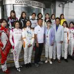 【画像】女性だけの本格レースシリーズ「競争女子」が面白い!