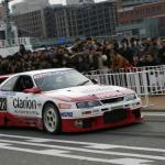 【画像】【ル・マン決勝直前プレイバック】5年ぶりにル・マンに復活したR33 GT-R  LMに起きた悲劇