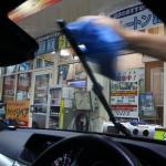 【注意】窓ふきや洗車時にオートワイパーで負傷する場合あり!