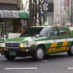 【画像】タクシーはなぜフェンダーミラーが多いのか?