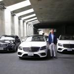 【画像】スマホで駐車やドアロックが可能に! 新型メルセデス・ベンツSクラス登場