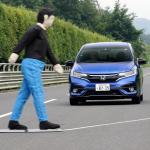 新型ホンダ・フィットの安全&運転支援装備ホンダセンシングを徹底チェック(動画あり)